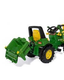 Rolly Toys RollyBox John Deere Hecklade