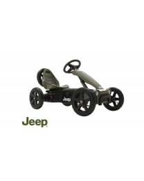 Berg Jeep Adventure Pedal-Gokart statt 399,-