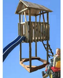 Spielturm Willi 3 lose