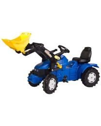 New Holland TD 5050 mit Frontlader